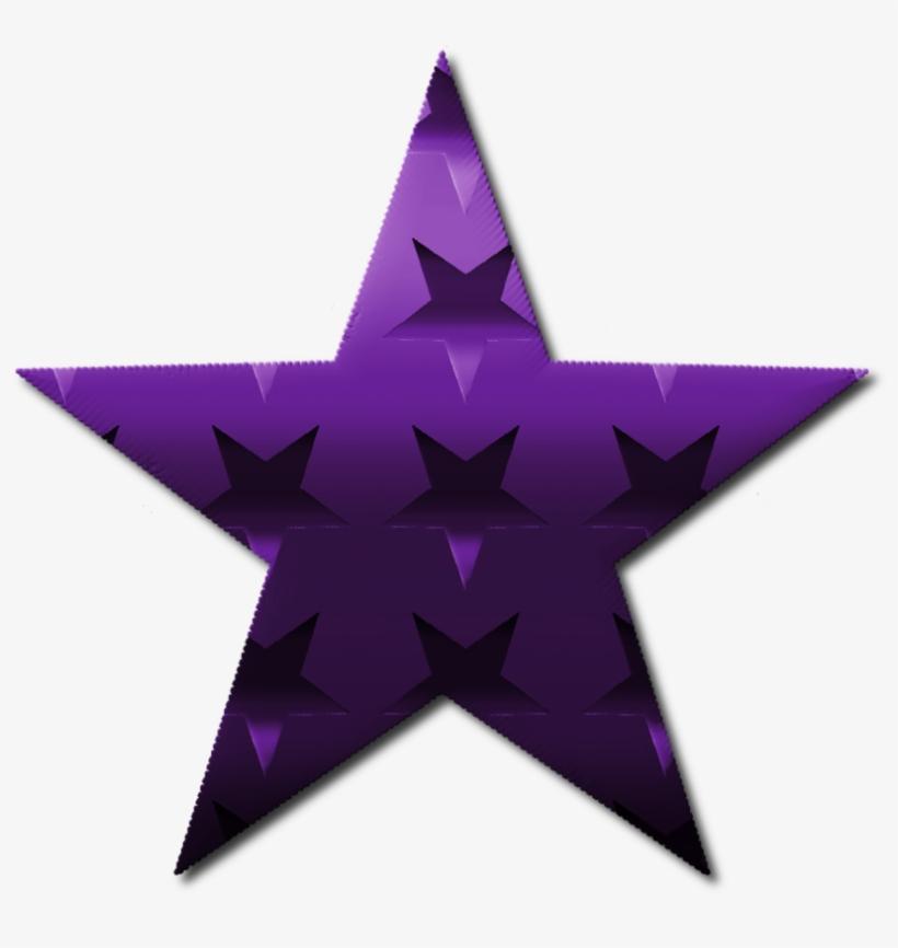 Stars Clipart Purple