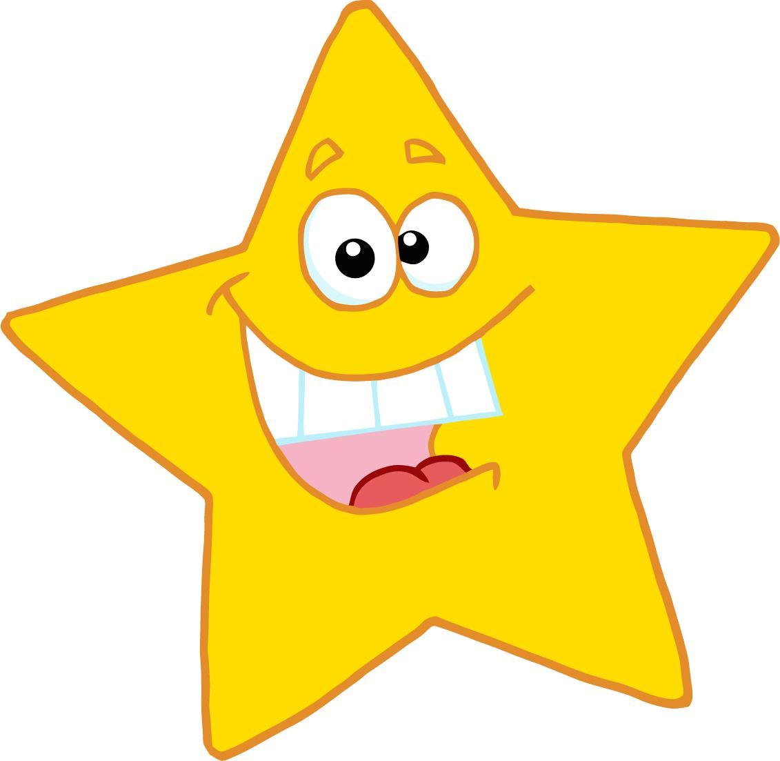 Free happy star.