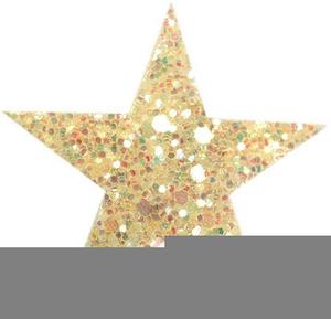 Sparkle star clipart.