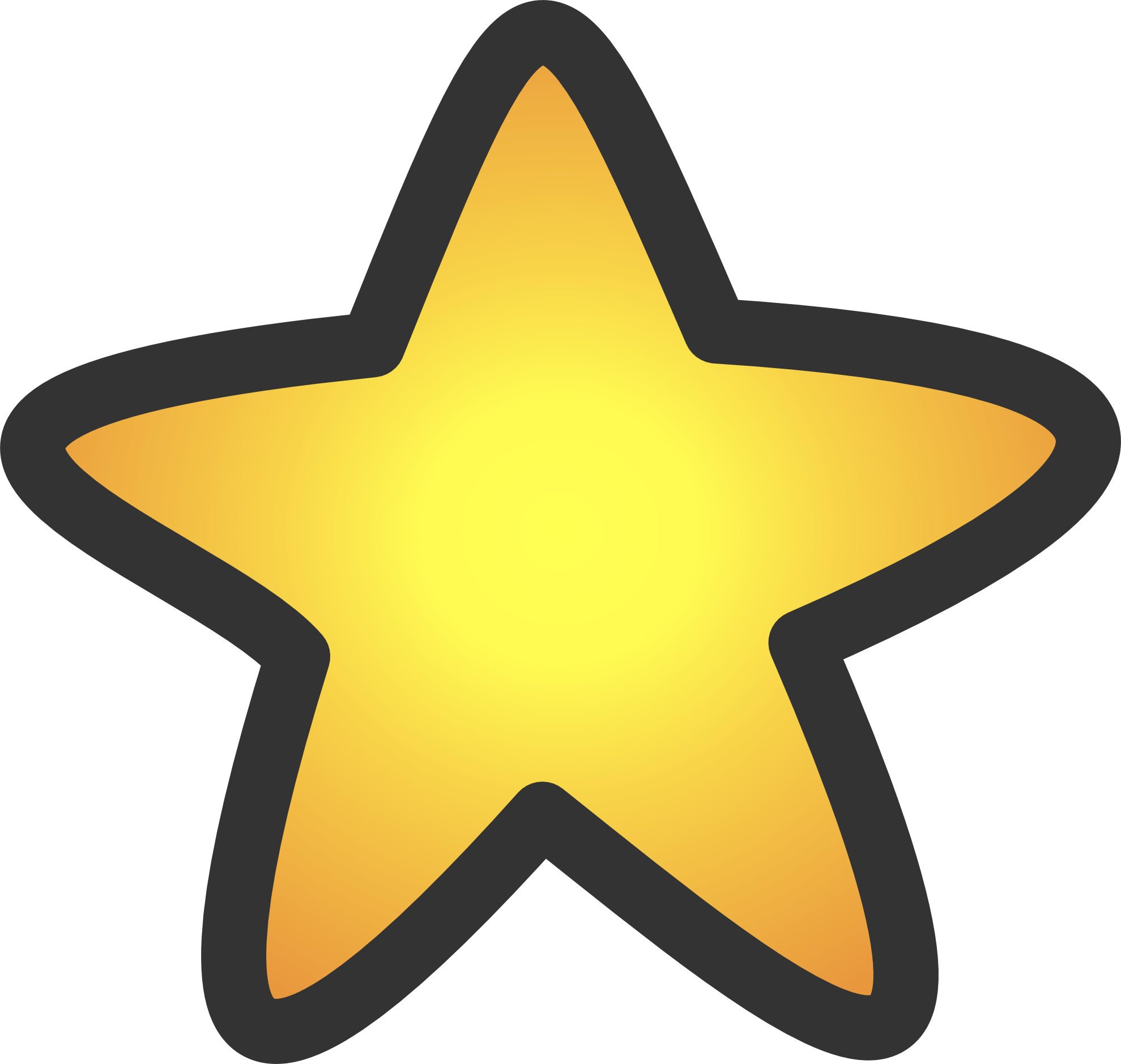 Free Picture Of A Gold Star, Download Free Clip Art, Free
