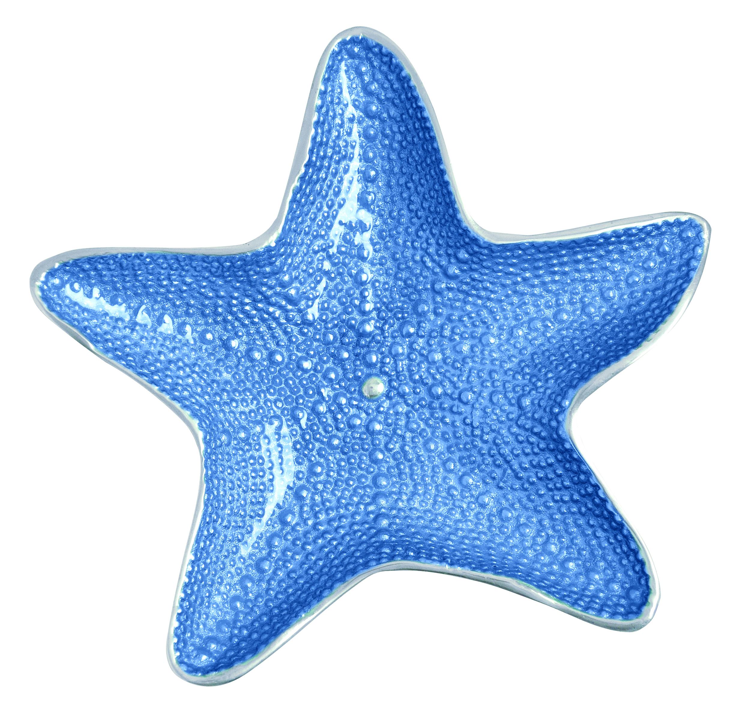 Free blue starfish.
