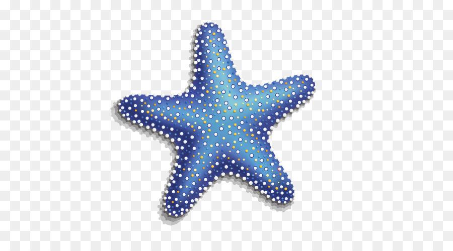 Starfish euclidean vector.