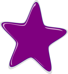 Free purple star.