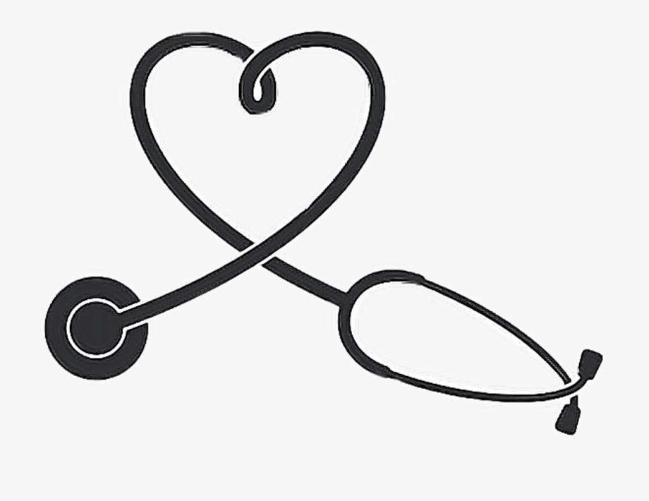Stethoscope Heart Vector