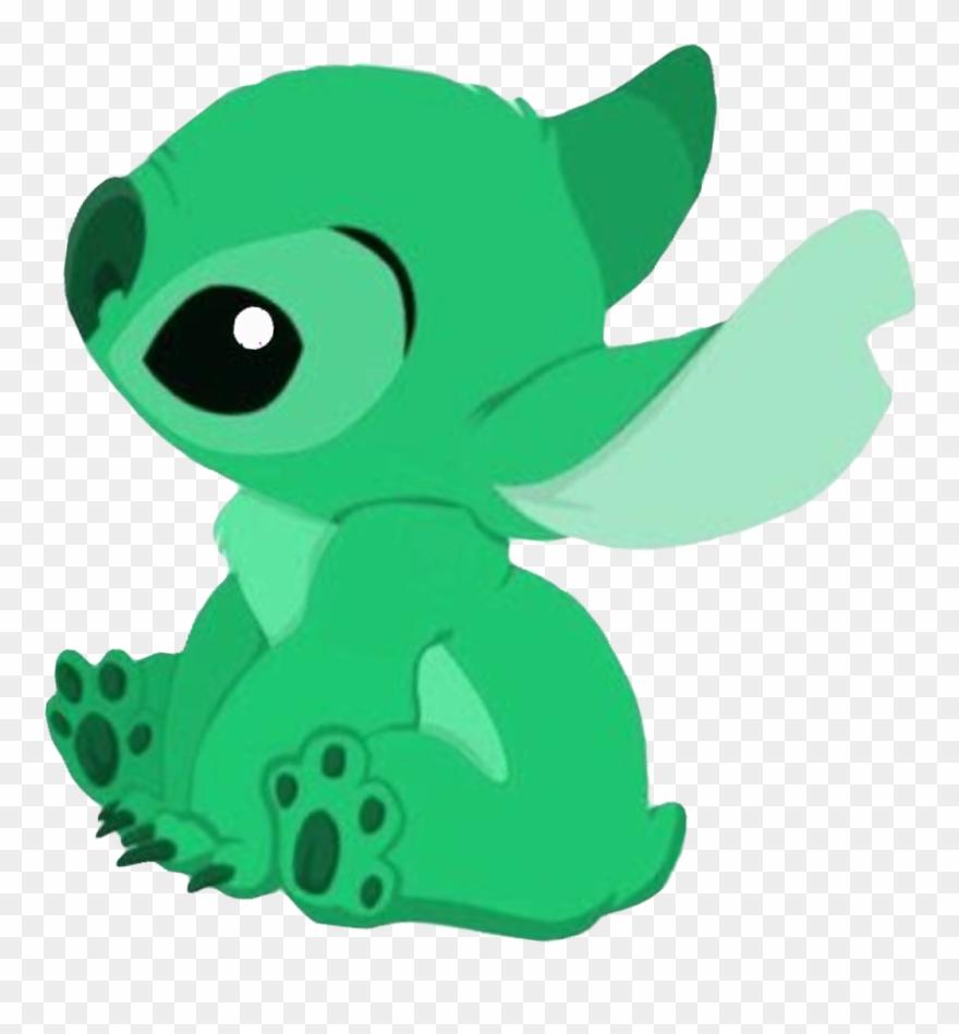 Frog green stitch.