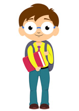 clipart pack student