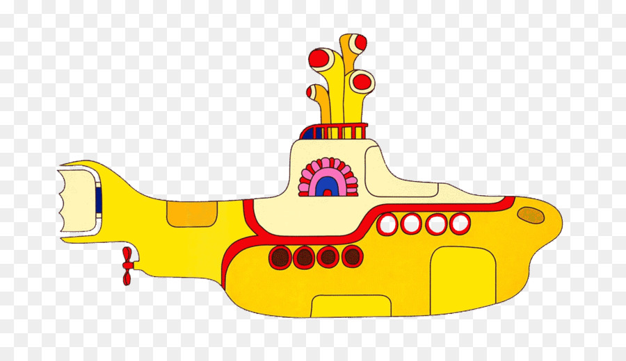 Submarine cartoon clipart.
