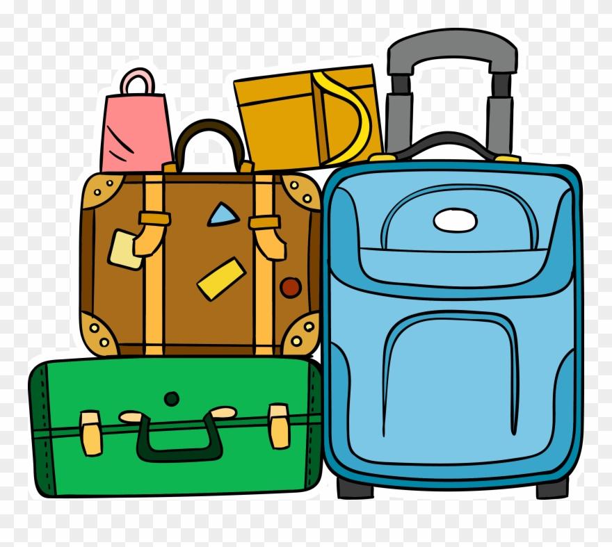 Suitcase Baggage Travel