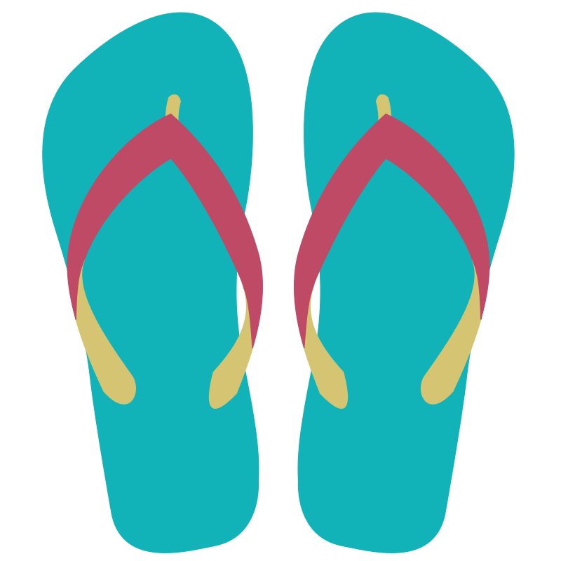 Free Summer Shoes Cliparts, Download Free Clip Art, Free