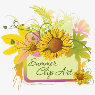 Summer clip art.