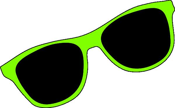 beach clipart sunglasses