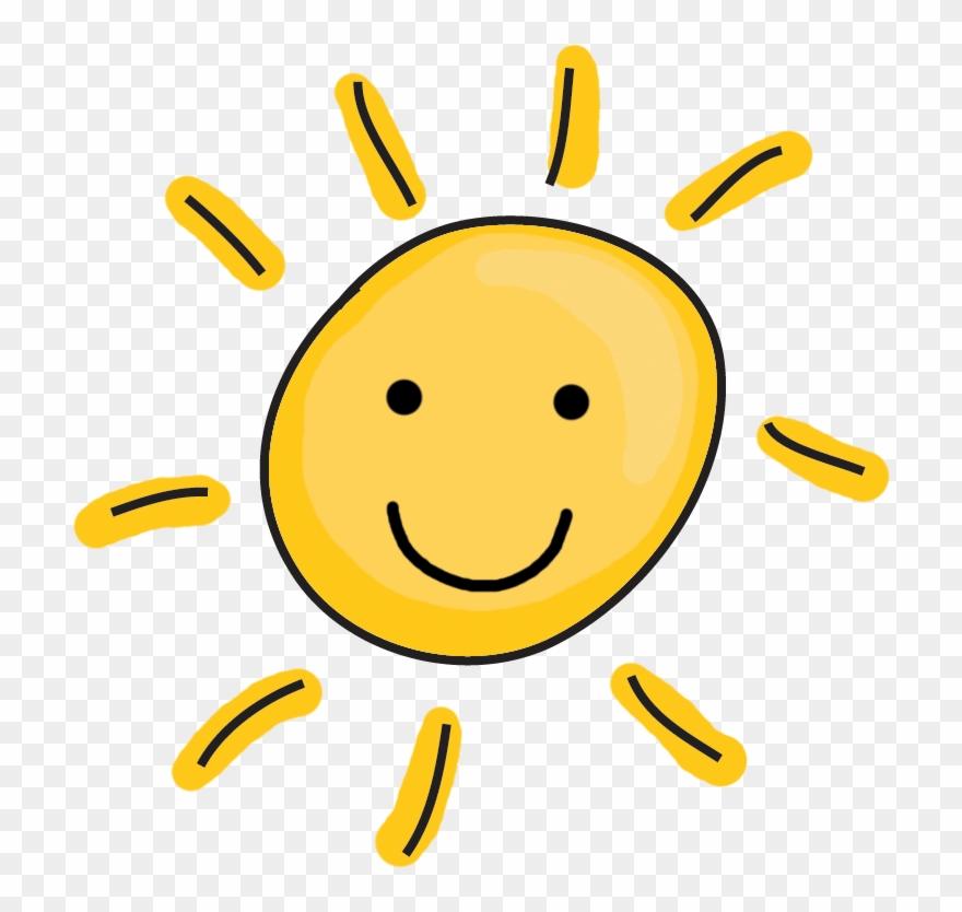Summer cute sun.