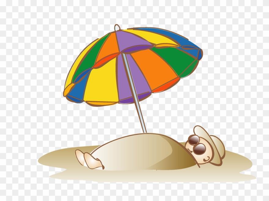 Umbrella for summer.