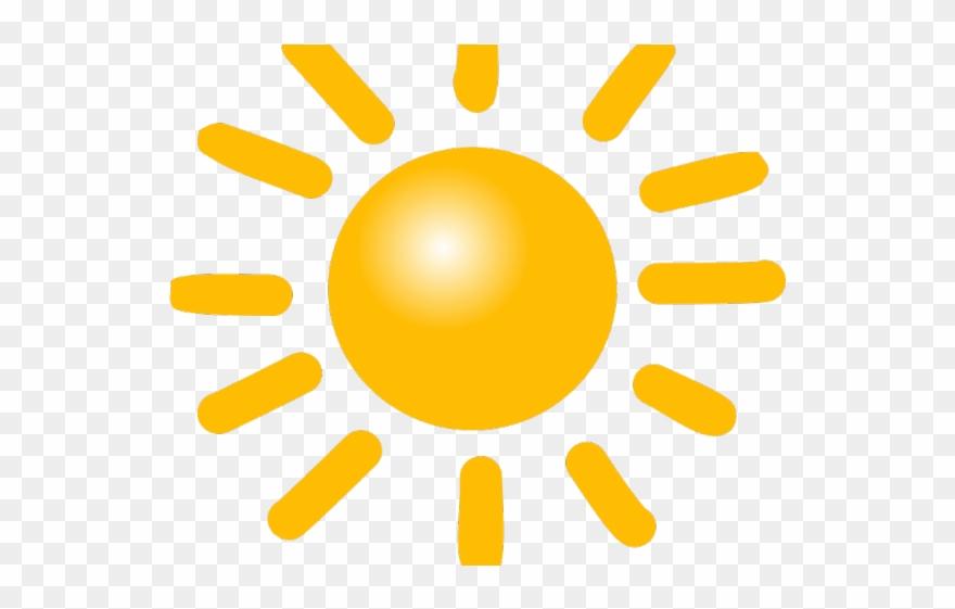 Sun clipart basic.