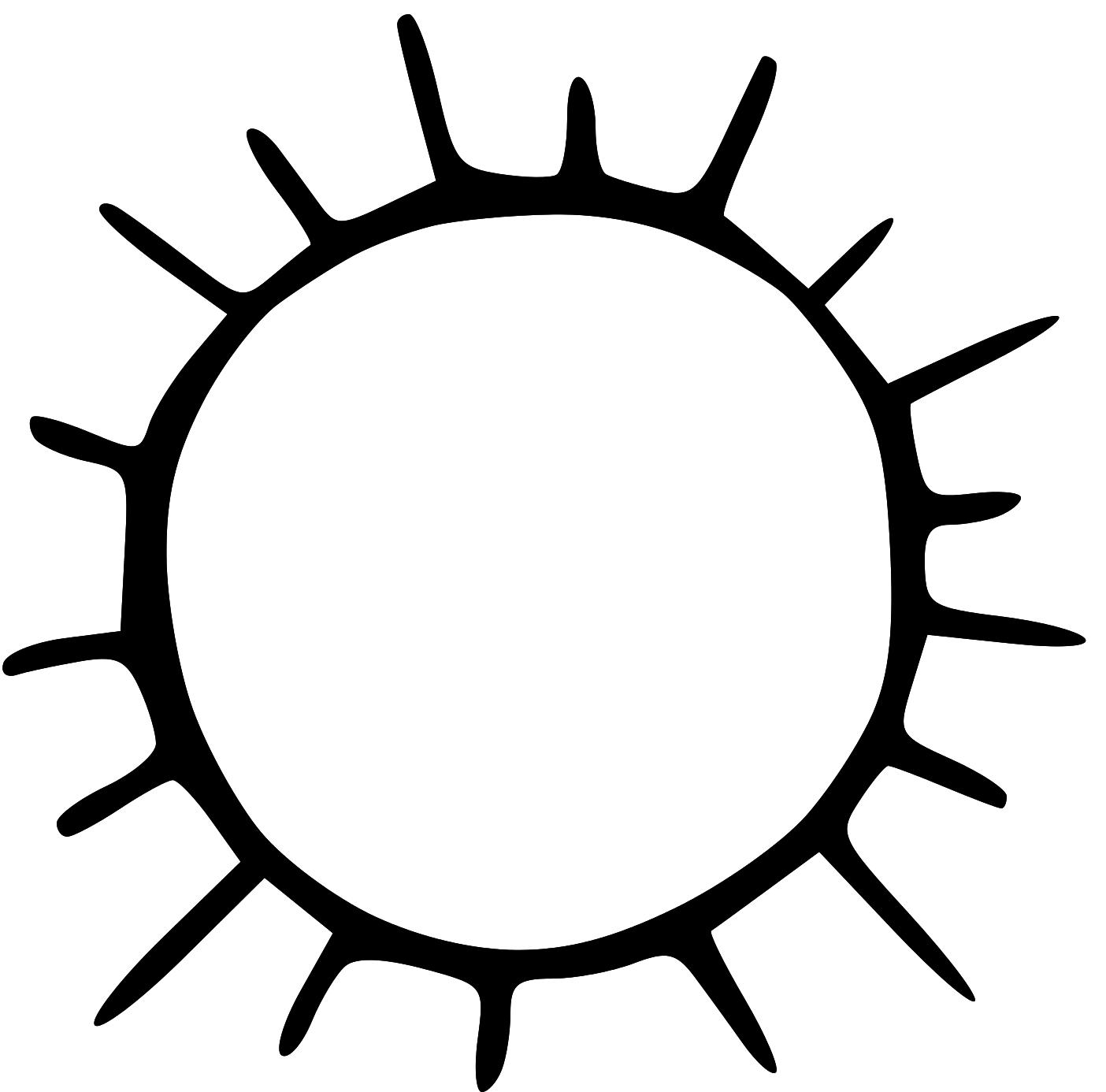 Sun black and white sun black and white clipart
