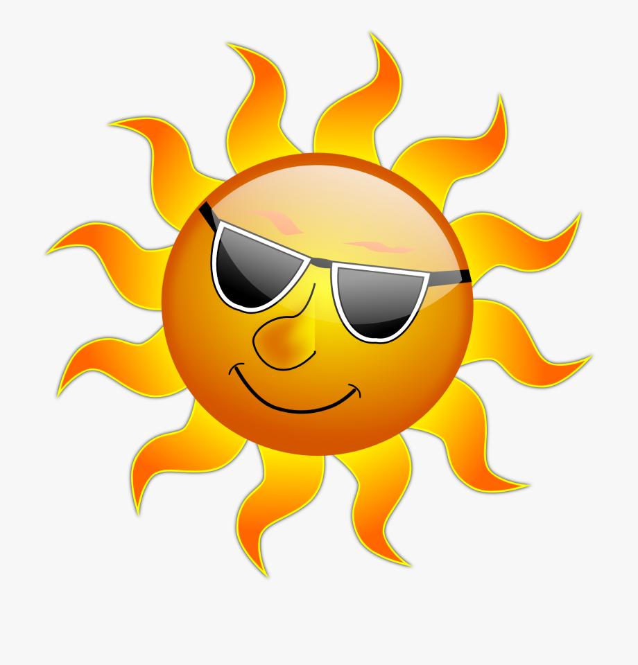 Clip Art Sunshine Clipart Image