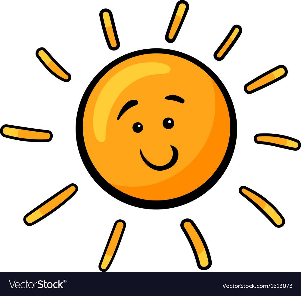 Sun clip art cartoon