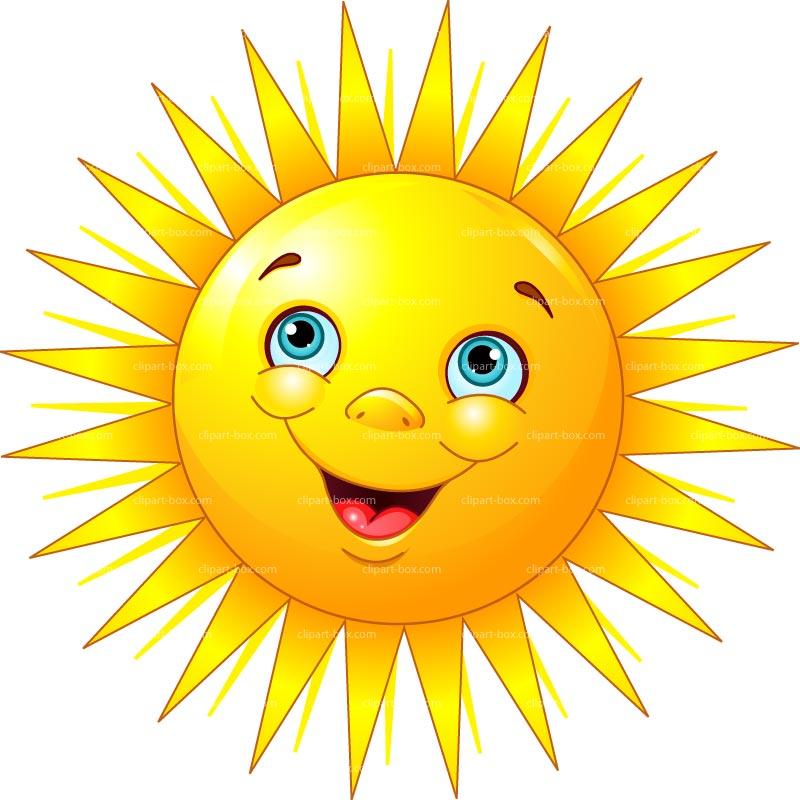 Happy sun sunshine.