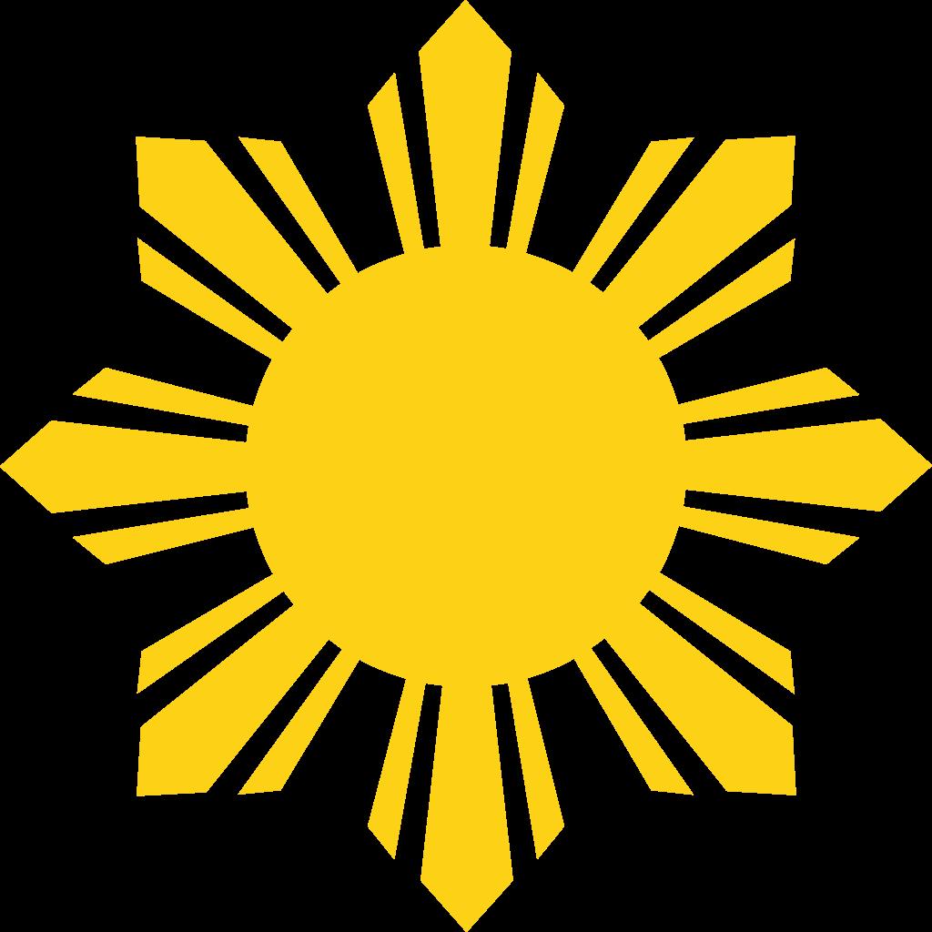 Clipart sunshine modern.