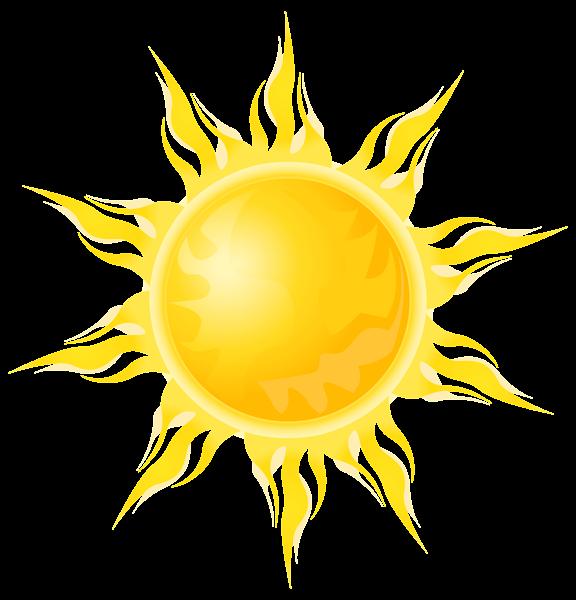 Clipart sunshine modern, Clipart sunshine modern Transparent