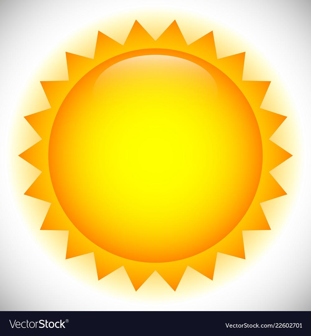 Simple sun clip