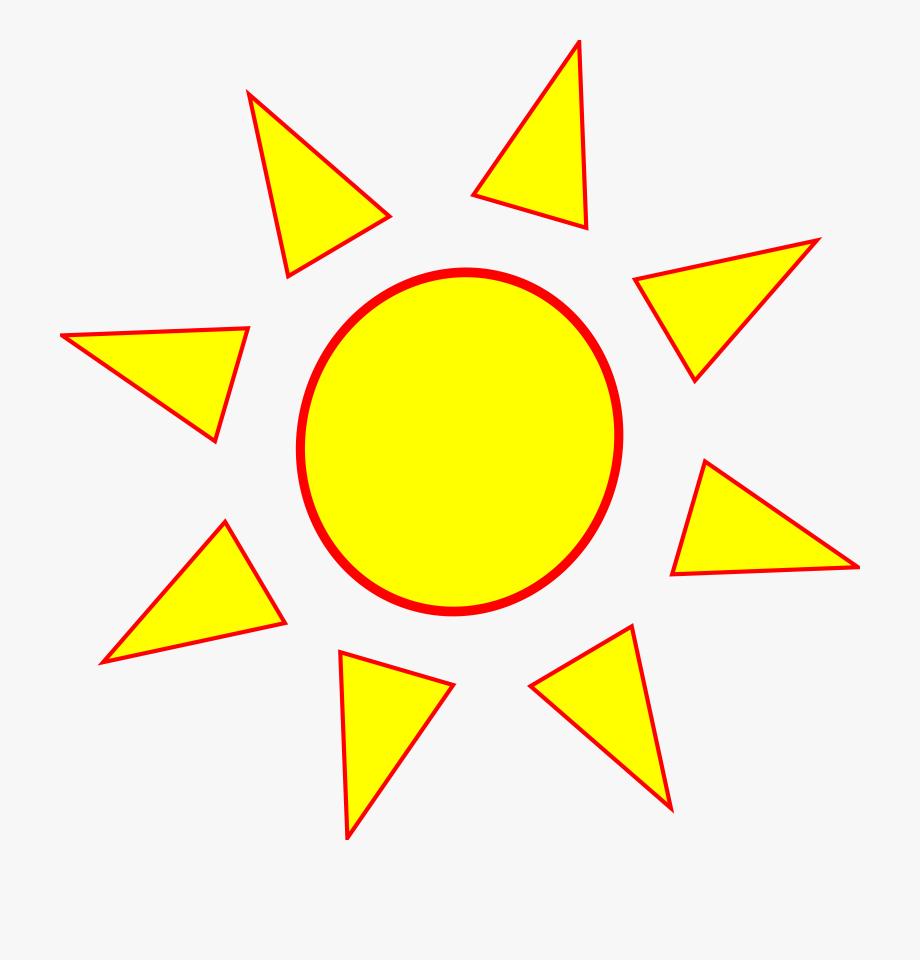 Sunsimple clip art.