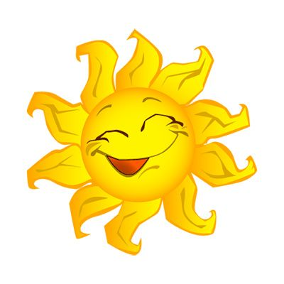 Sunshine clip art.