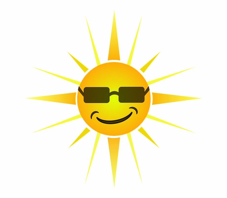 Bright Sun Clipart