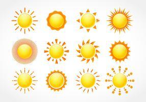 Sun Clipart Free Vector Art