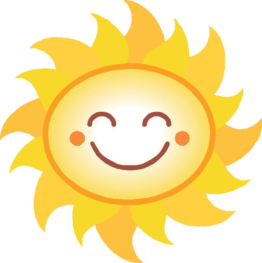 Free Cliparts Smiley Sunshine, Download Free Clip Art, Free