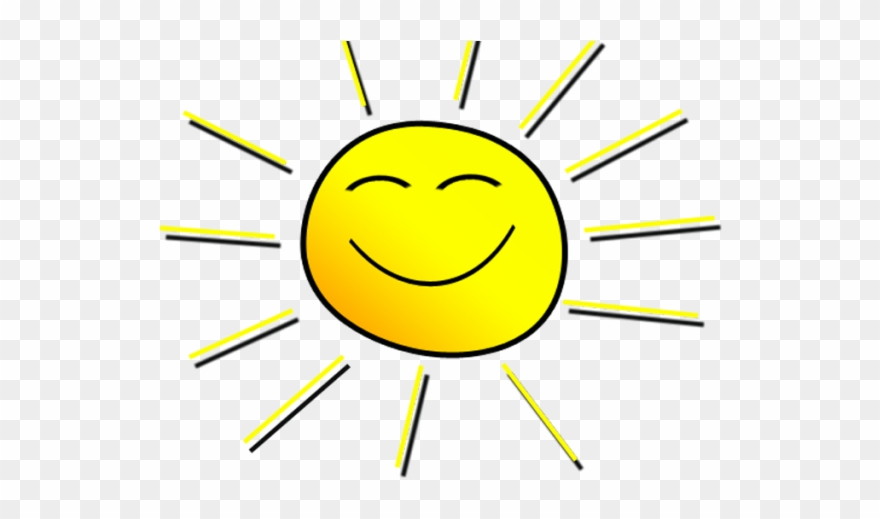 Cliparts Smiling Sun Free Download Clip Art