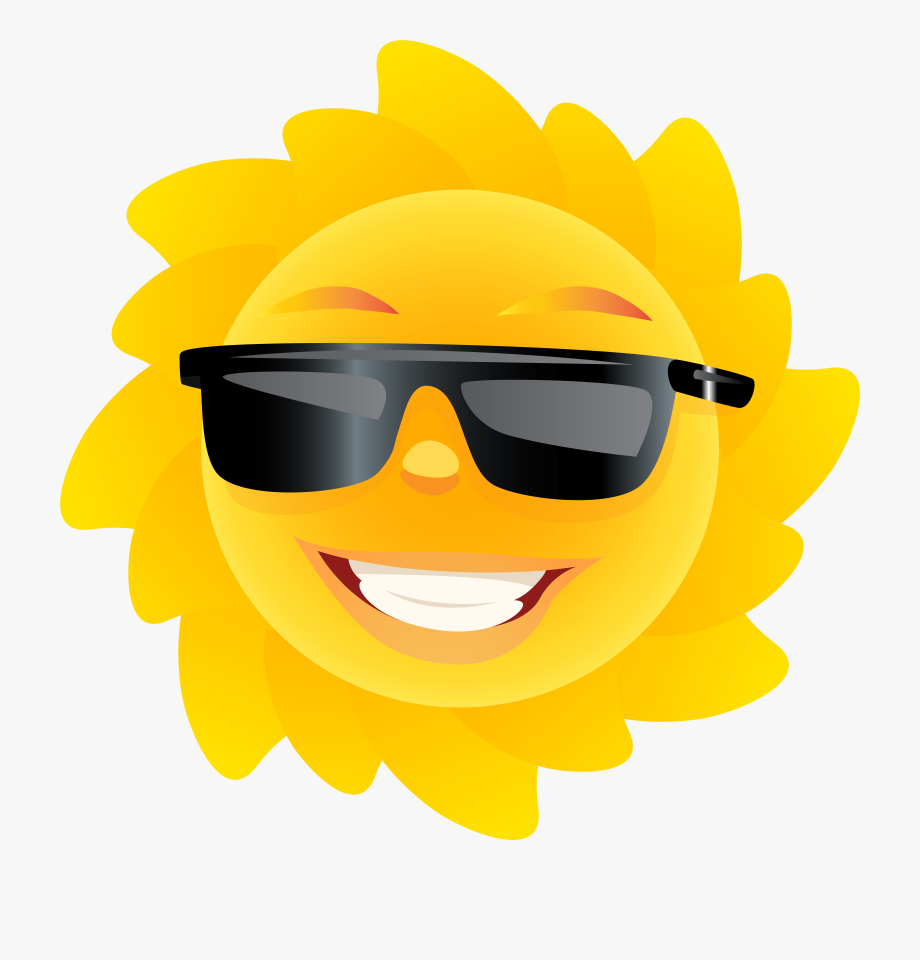 Cute Sun Transparent Png Clip Art Image