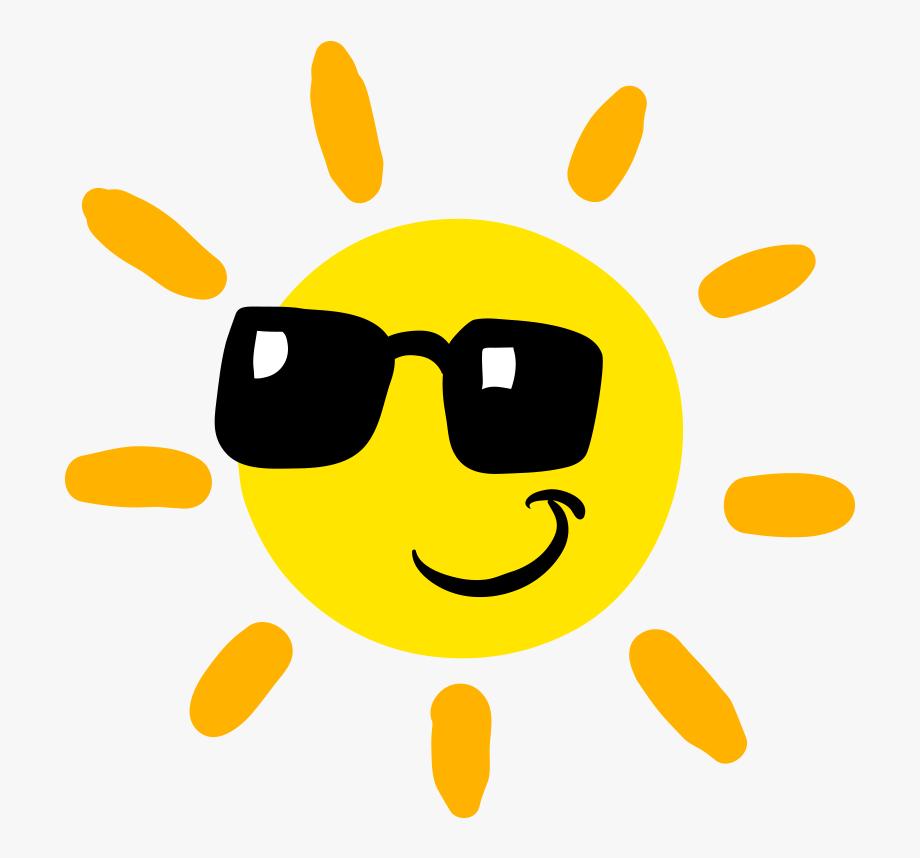 Sunglasses Light Euclidean Vector Sun Animation
