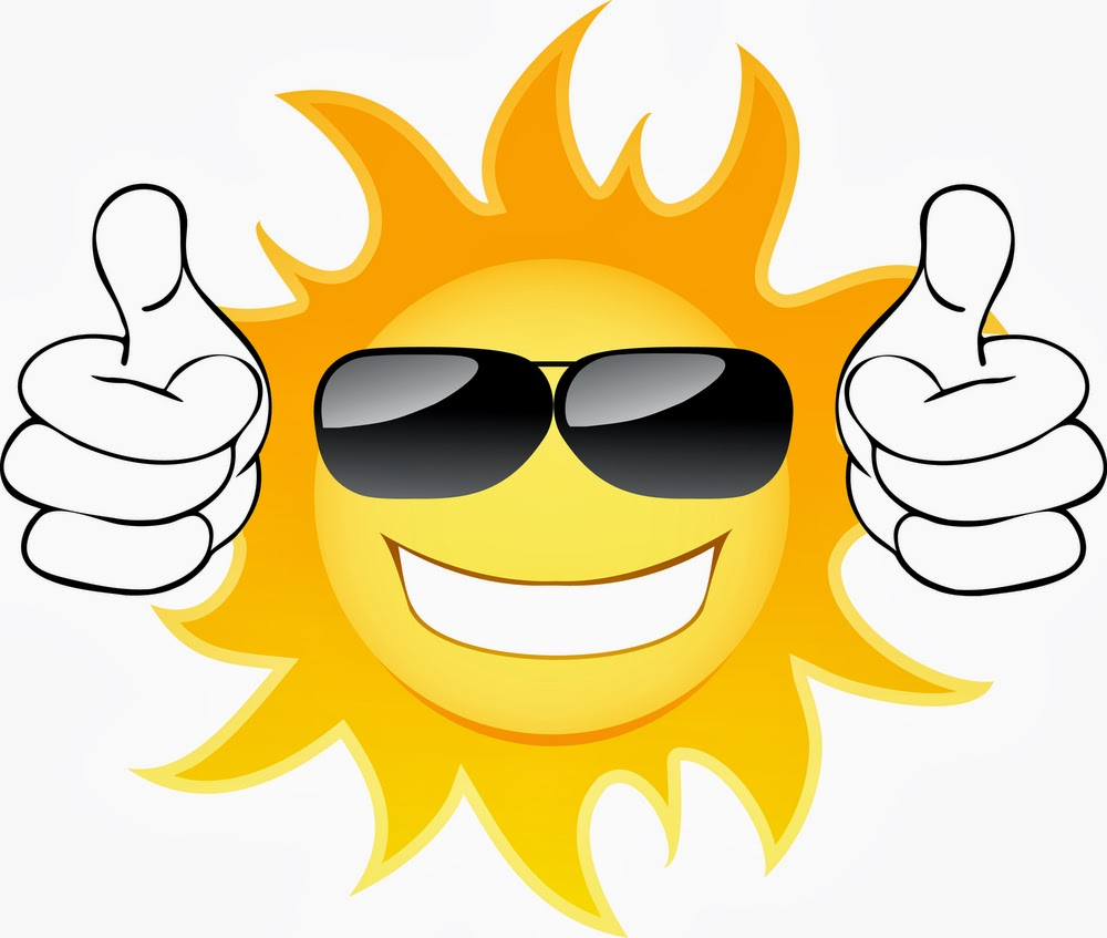 Free Sun With Sunglasses Clipart, Download Free Clip Art