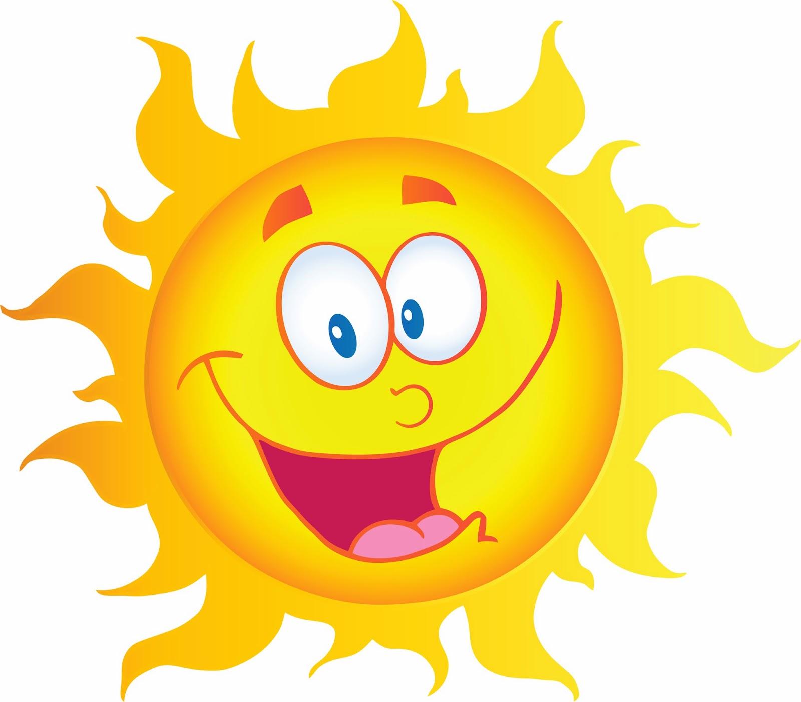 Sunshine free sun clipart public domain clip art images and