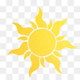 Tangled Sun Png