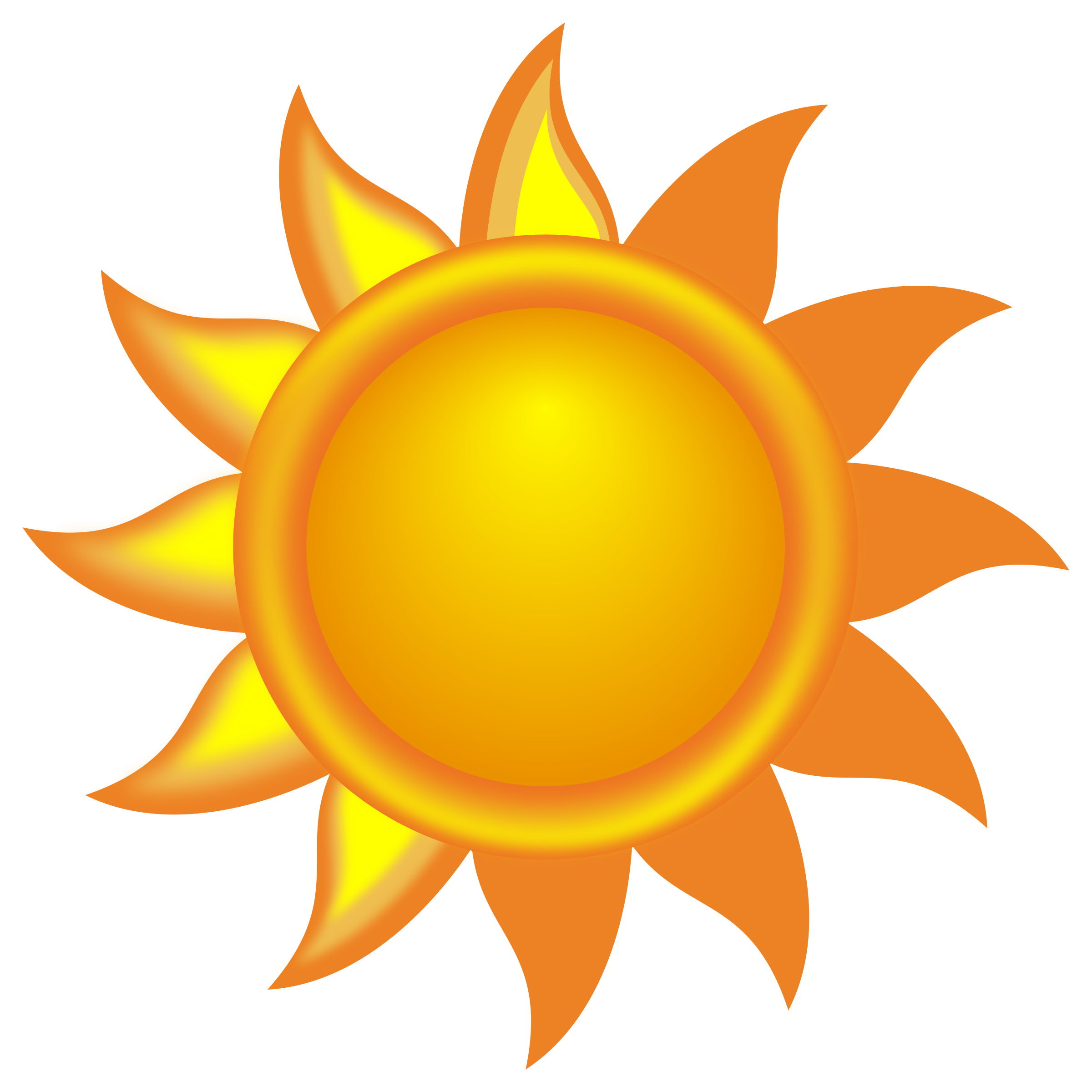 Sun PNG Clear Background Transparent Sun Clear Background