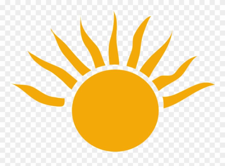 Sunshine Clipart Bright Sun