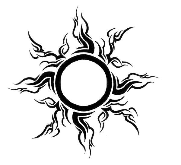 Free tribal sun.