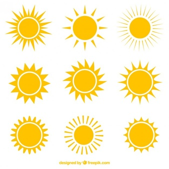 Sun Vectors, Photos and PSD files