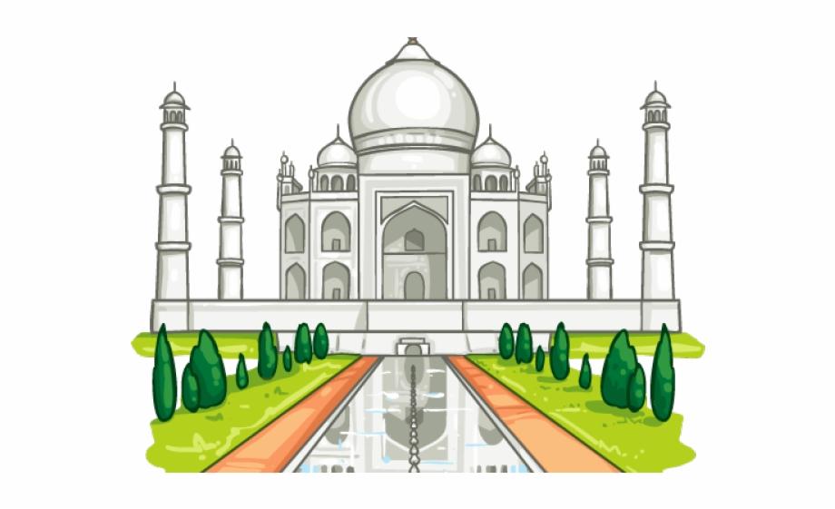 Taj Mahal Clipart Transparent