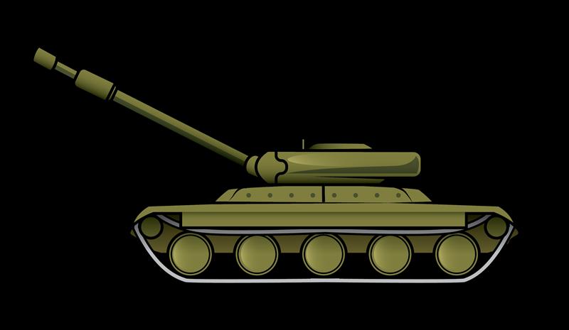 tank clipart battle