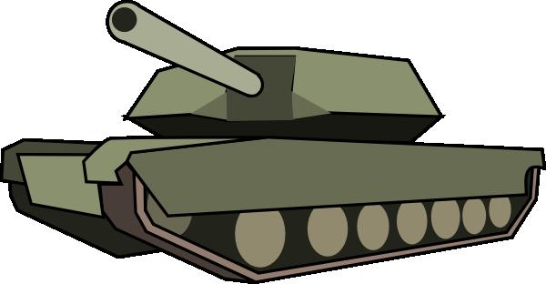 tank clipart vector