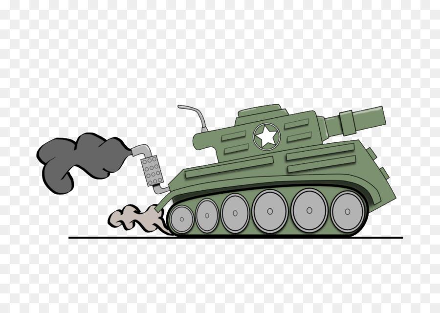 tank clipart cartoon