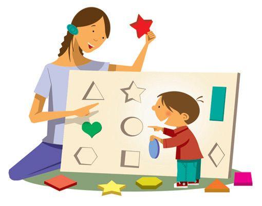 Free preschool cliparts.