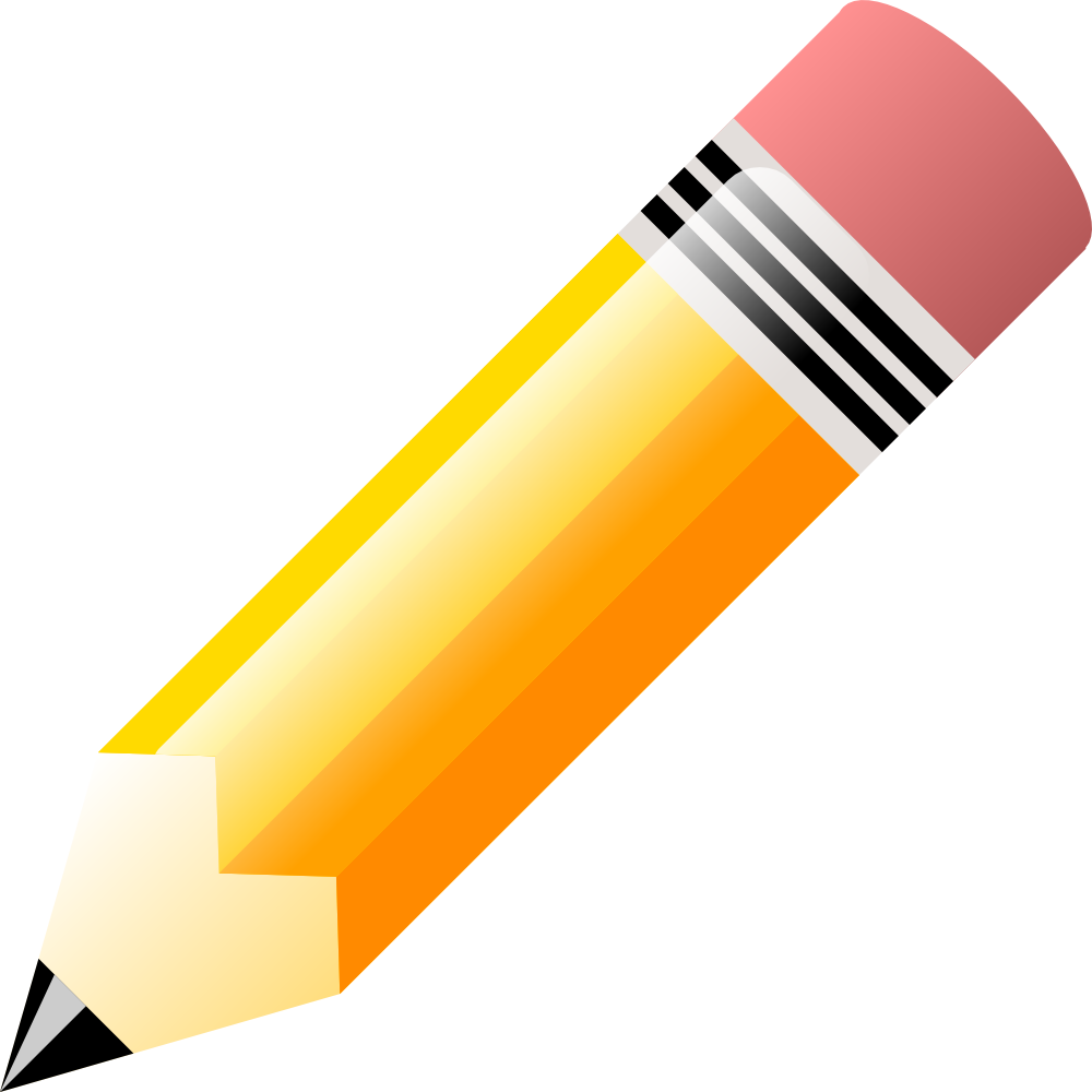 Free teacher pencil.