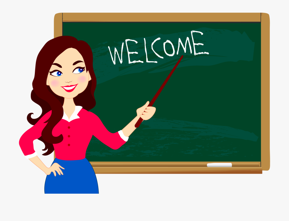chalkboard clipart welcome