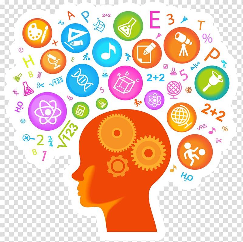 Brain knowledge science.
