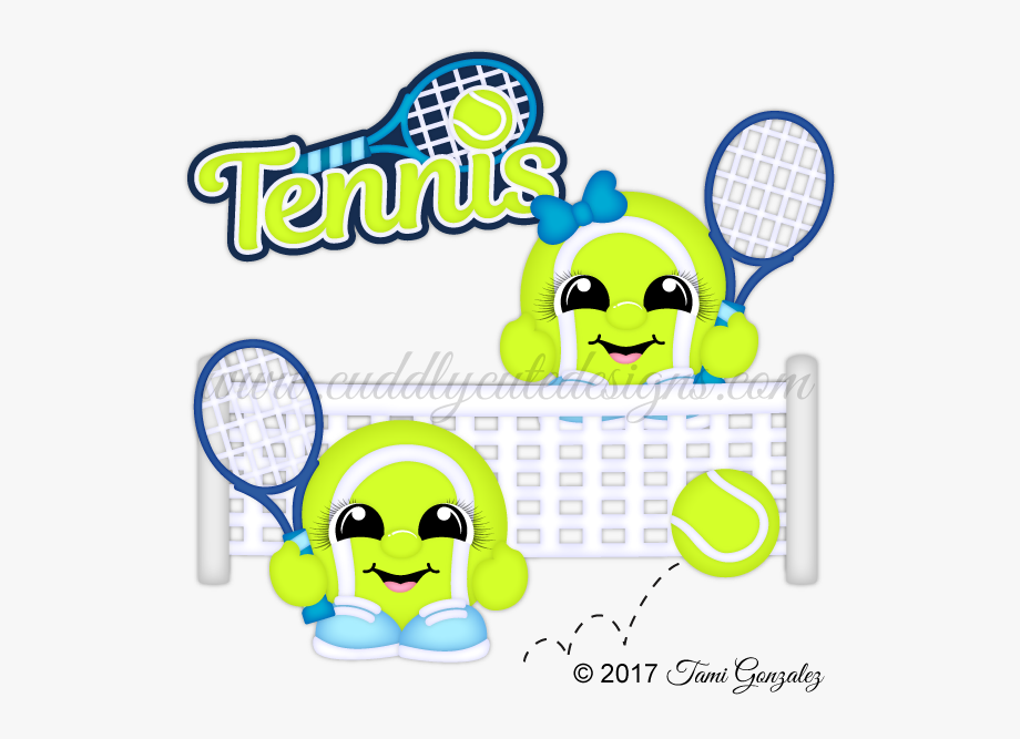 Tennis Clipart Love