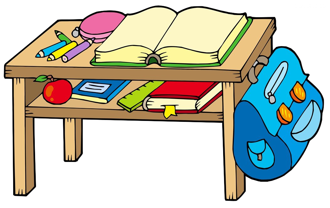 Textbook clipart classroom.